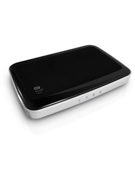 WD My Net N600 HD Wireless Dual Band ruter